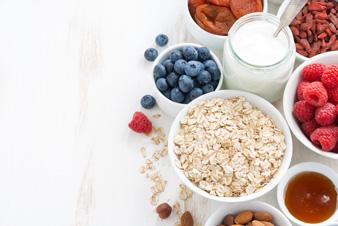 recepten dietist voedingsdeskundige