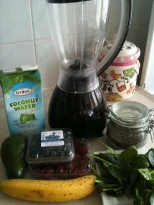 ingredienten groene smoothies zelf maken