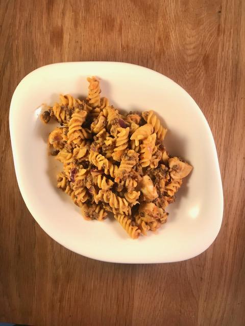recept zelfgemaakte pastasaus